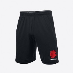 travel-shorts-red-shurkin-logo