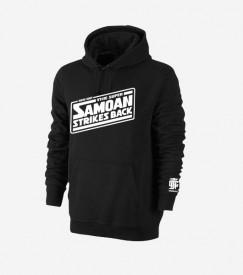 Super Samoan Black Hoodie